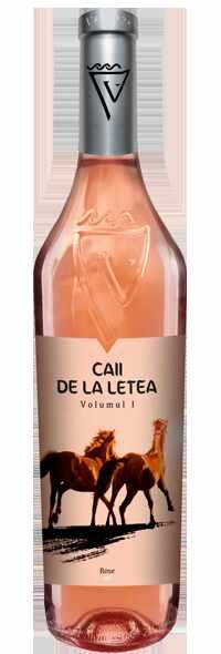 Vin rose sec Caii de la Letea Rose, 0.75 l - 2059 produse